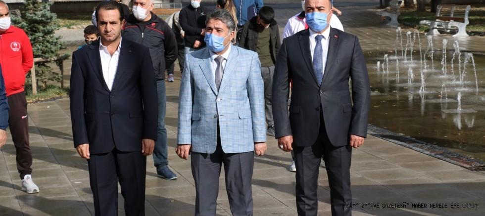 Ağrı'da Amatör Spor Haftası Programı