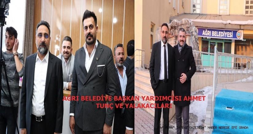 Ahmet Tunç-Emrah Aslan-Harun İlidi İlişkisi