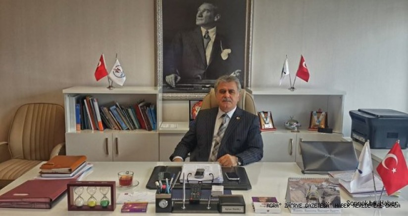 Ayhan İNANLI (Ağrı İl Kalkınma Vakfı Başkanı /Bürokrat)