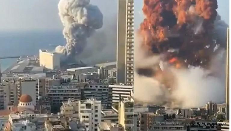 Beyrut Patlamasının Ardından Halkın İsteği Dikkat Çekti